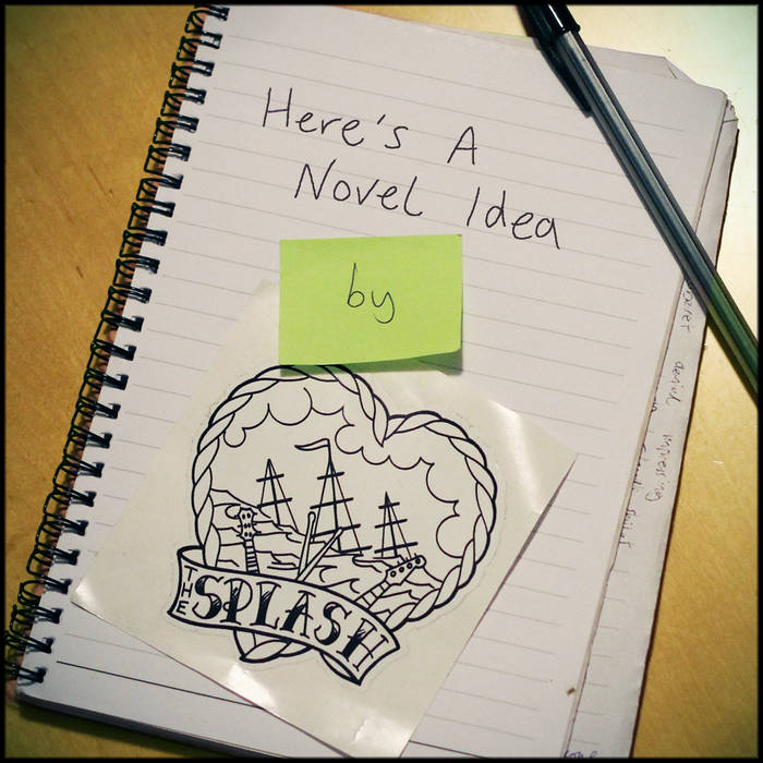 Here's A Novel Idea cover art