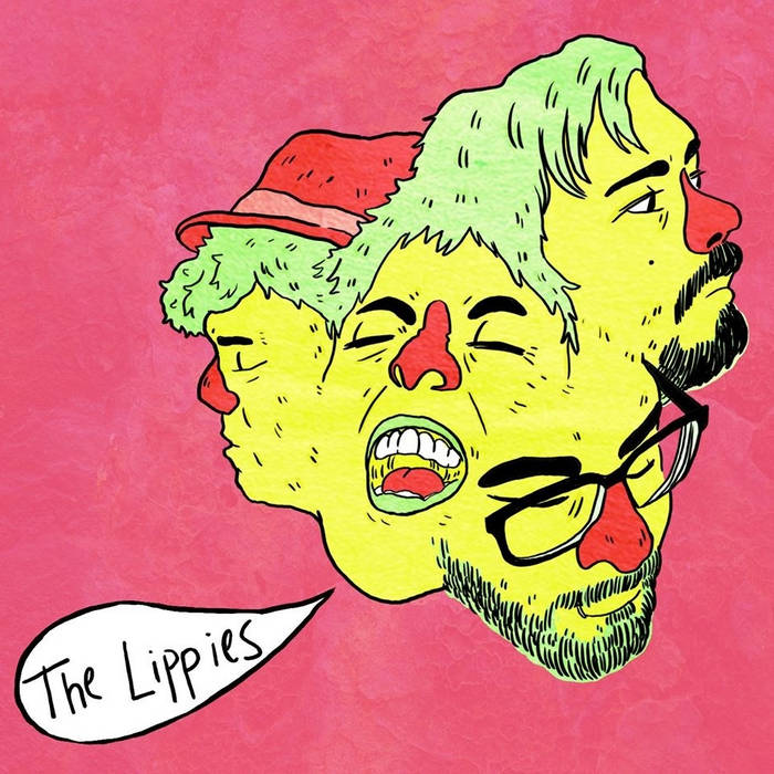 The Lippies EP cover art