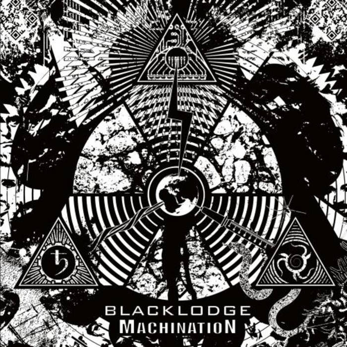MachinatioN cover art