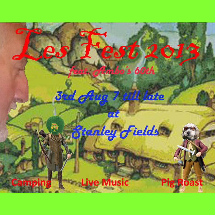 Les Fest 2013 cover art