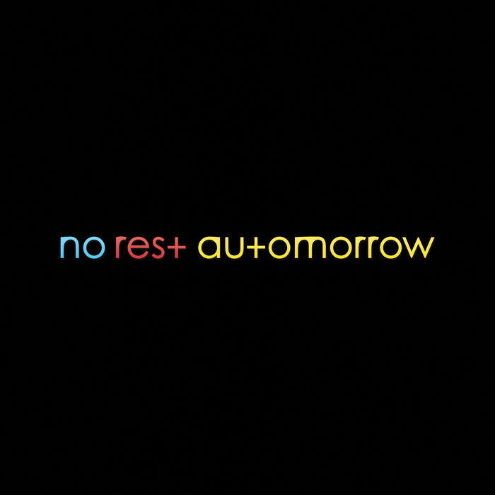No Rest cover art
