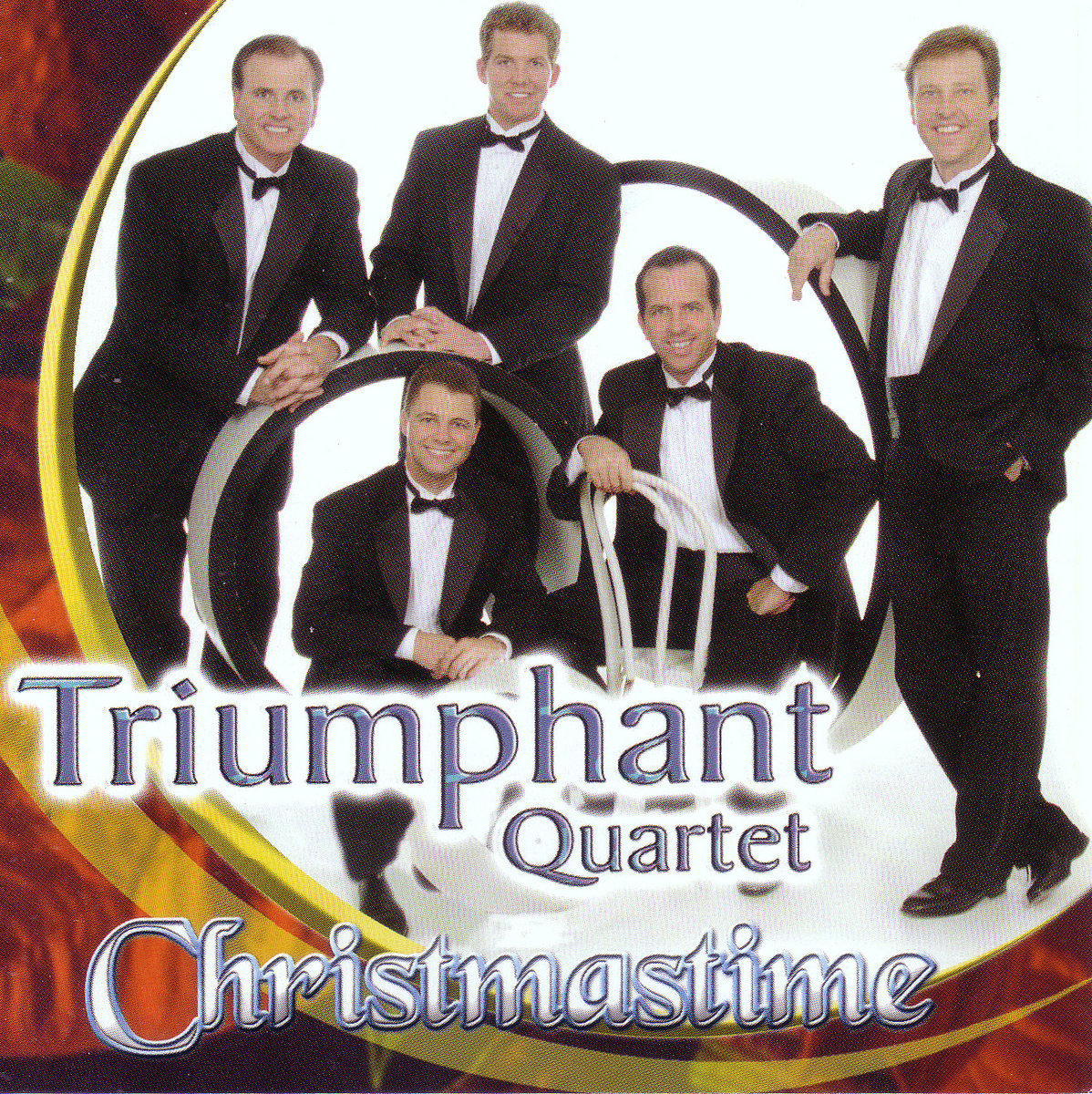 I Pray On Christmas | Triumphant Quartet