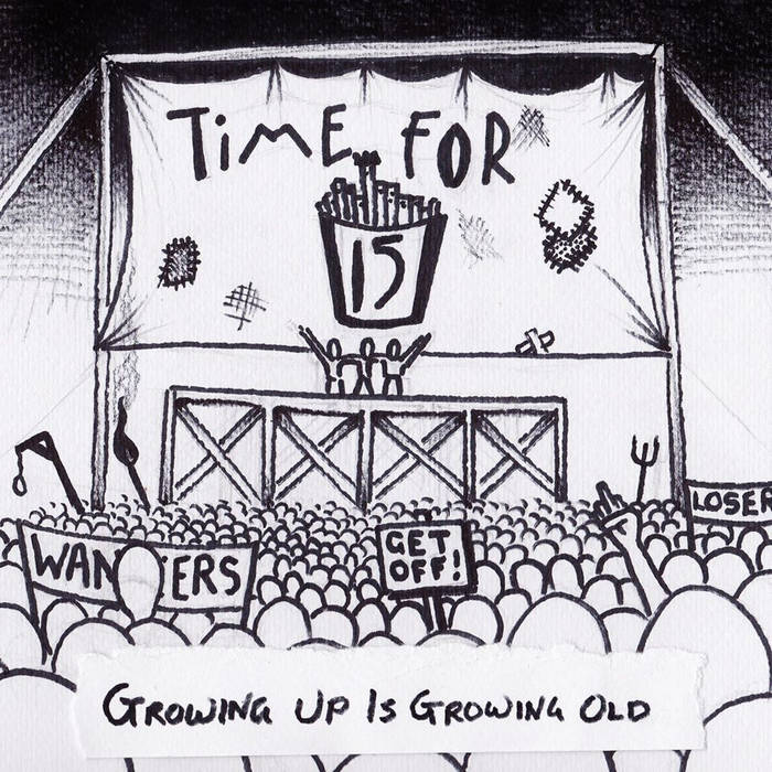 Growing Up Is Growing Old cover art