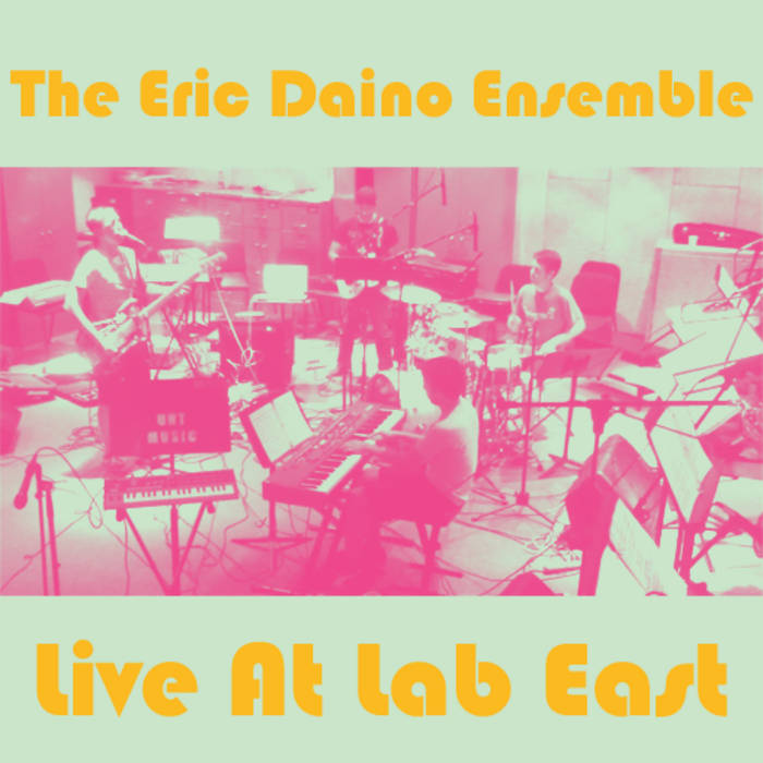 Live At Lab East cover art
