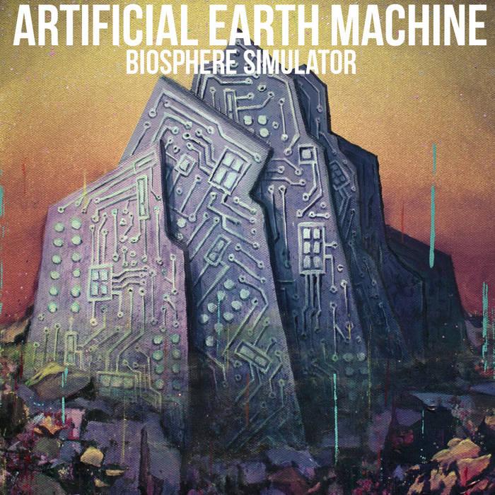 Biosphere Simulator cover art