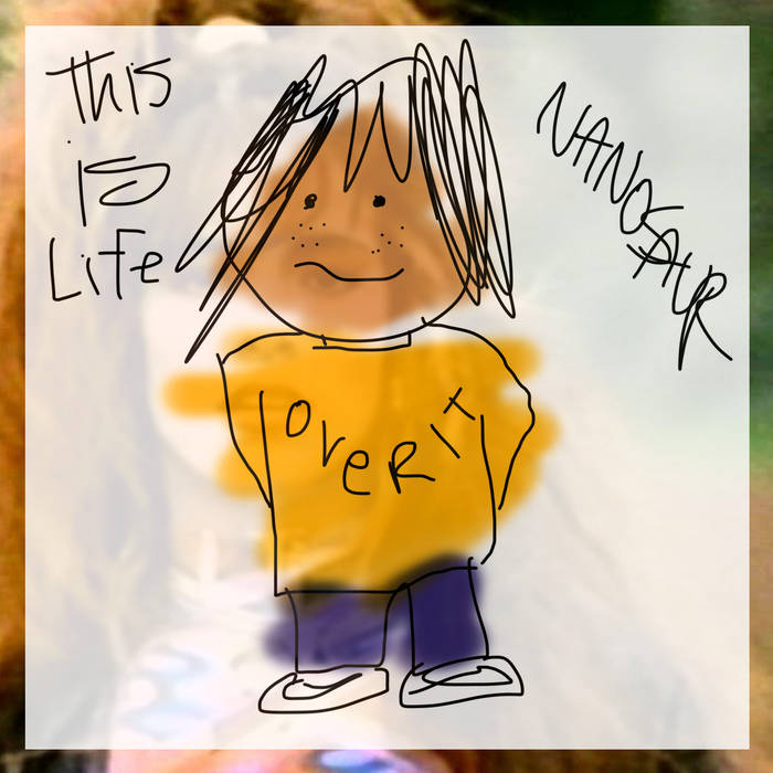 This Is Life EP cover art