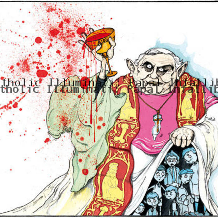 Catholic Illuminati: Papal Infallibility cover art