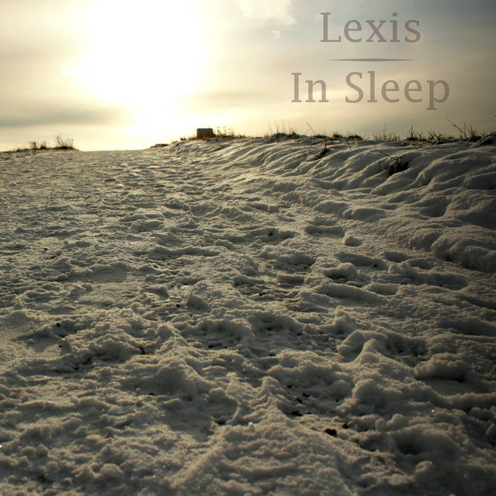In Sleep EP cover art