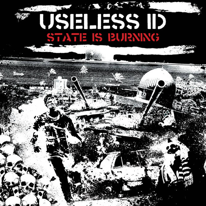 State Is Burning cover art