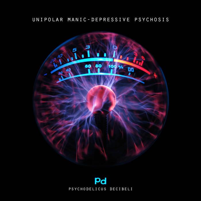 Psychodelicus Decibeli cover art
