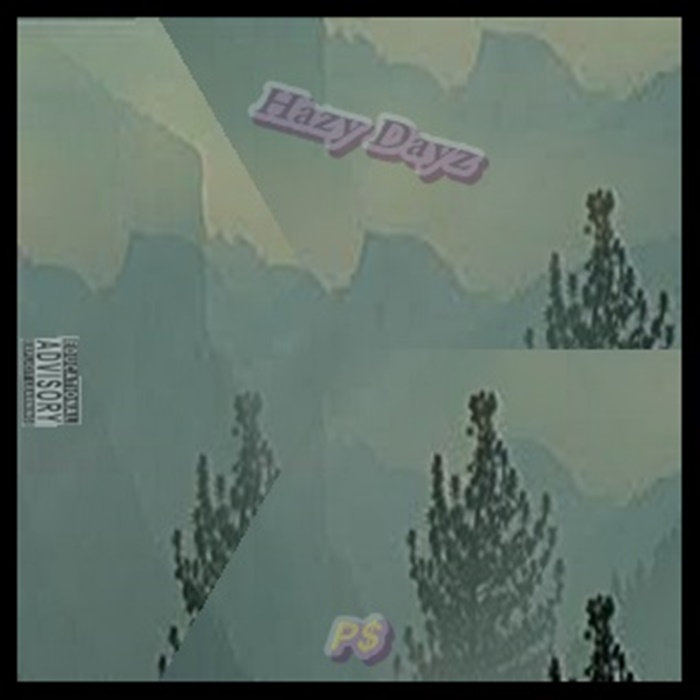 Hazy Dayz EP cover art