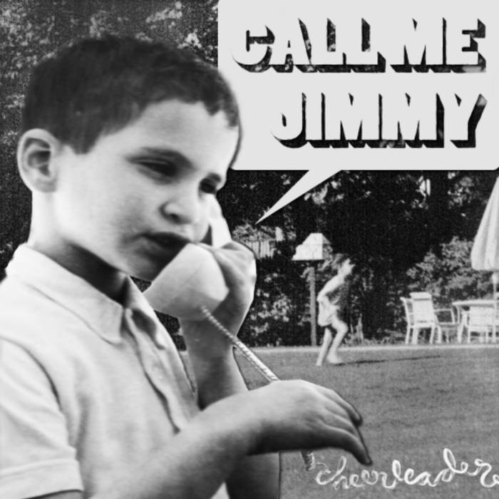 Call Me Jimmy EP cover art