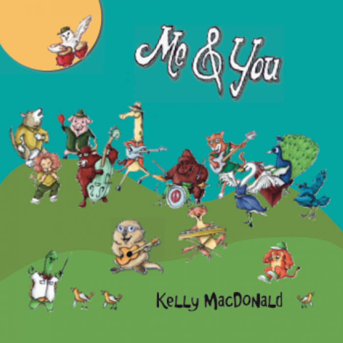 Me and You cover art