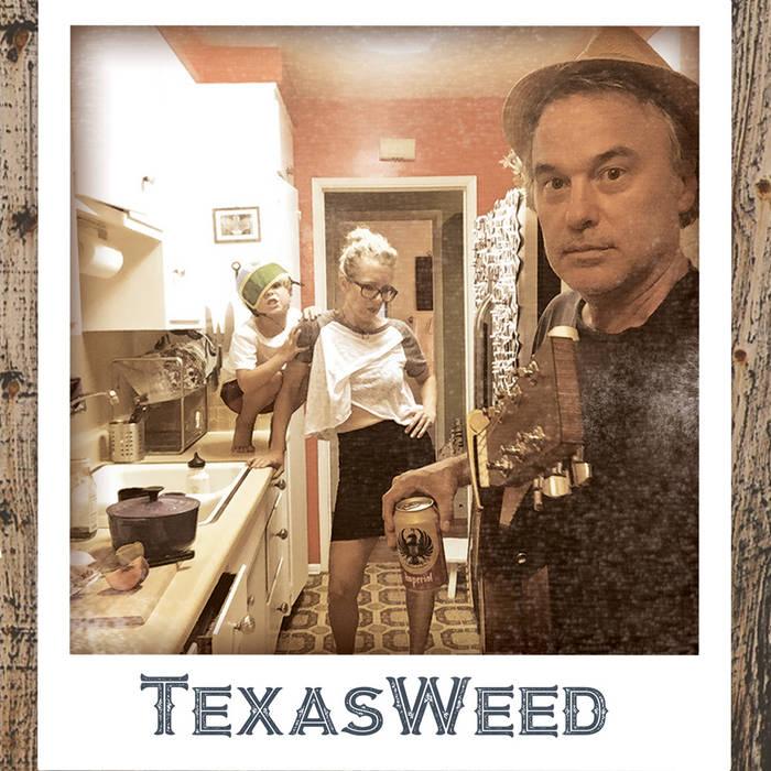 TexasWeed cover art