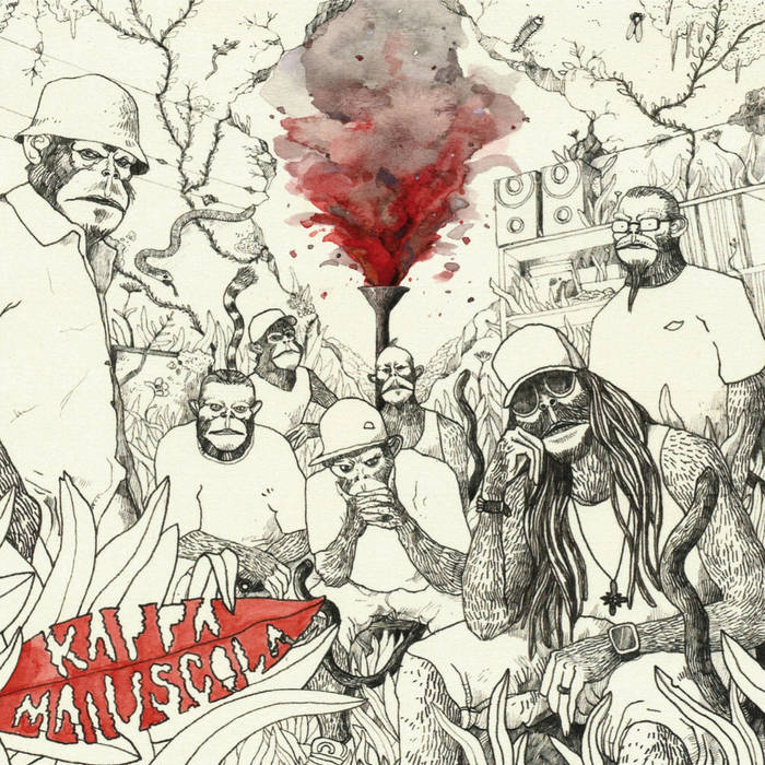 """Kappa Maiuscola"" cover art"