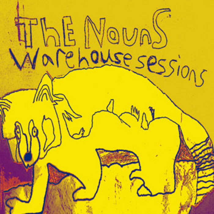 Warehouse Sessions cover art