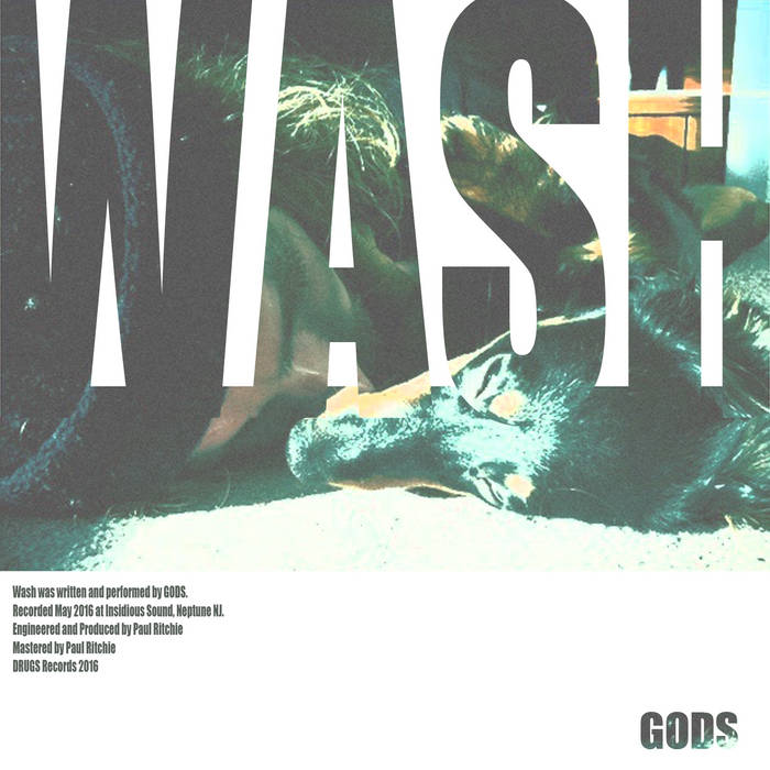 Wash cover art