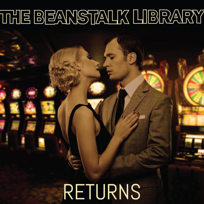 Returns EP cover art