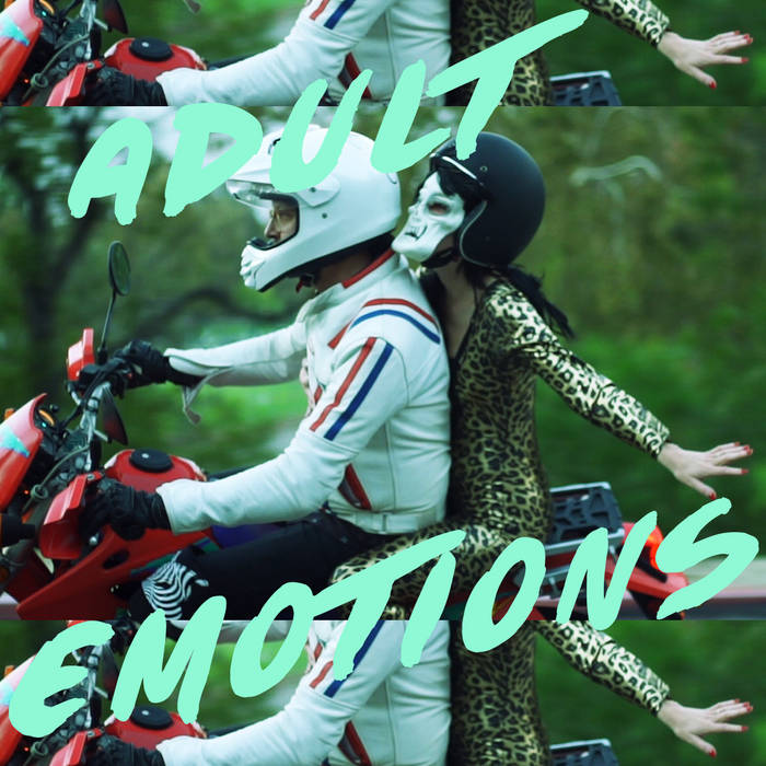 Adult Emotions EP cover art