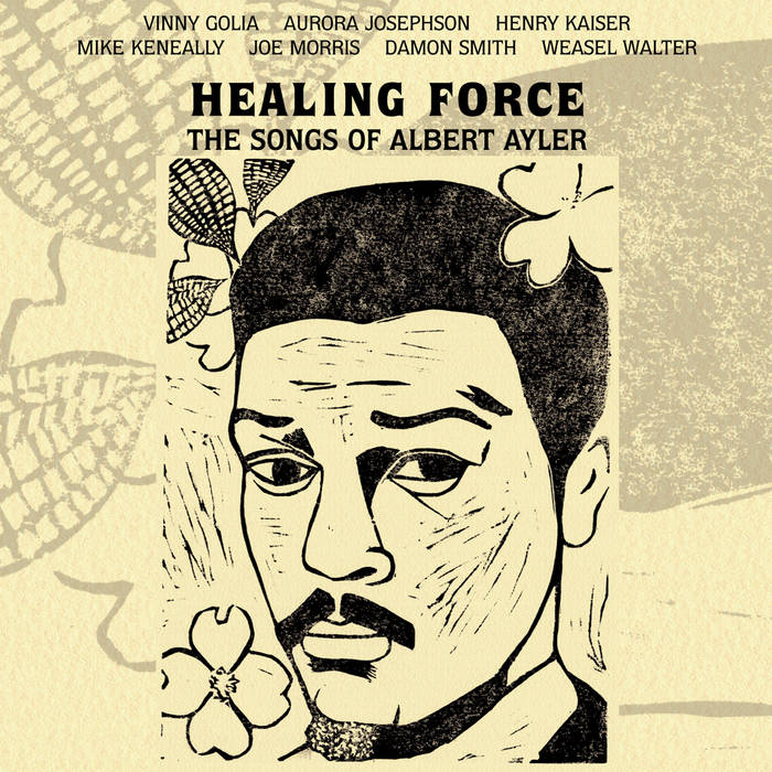 The Songs of Albert Ayler cover art