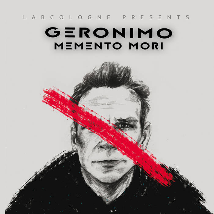 Geronimo - Memento Mori cover art