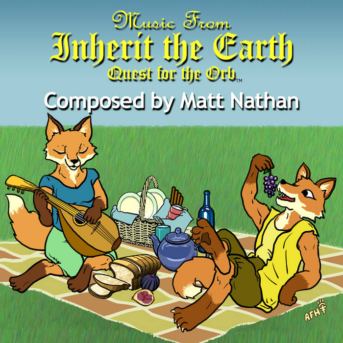 Music from Inherit the Earth cover art