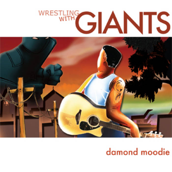 Wrestling With Giants cover art