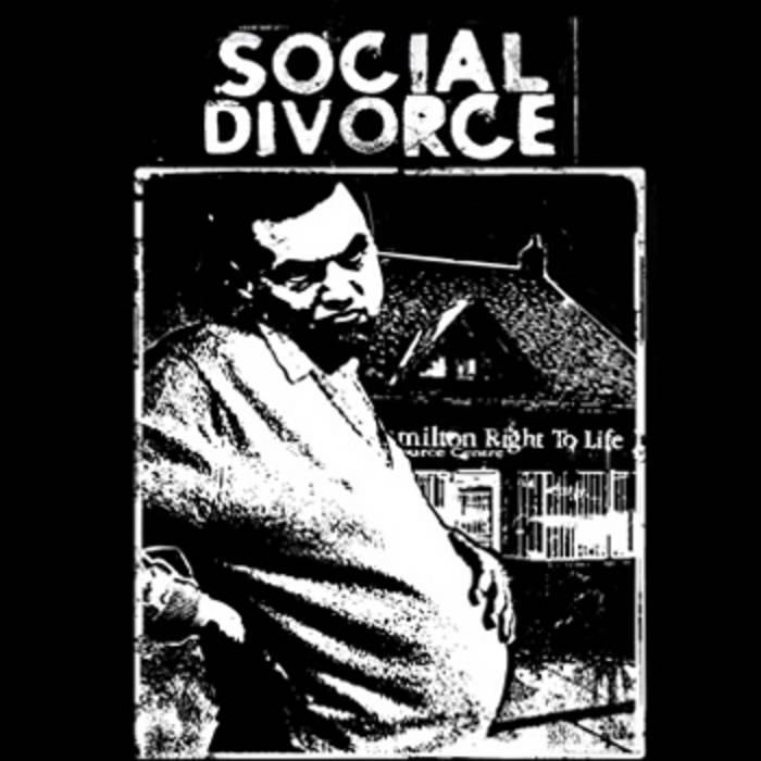 SOCIAL DIVORCE cover art