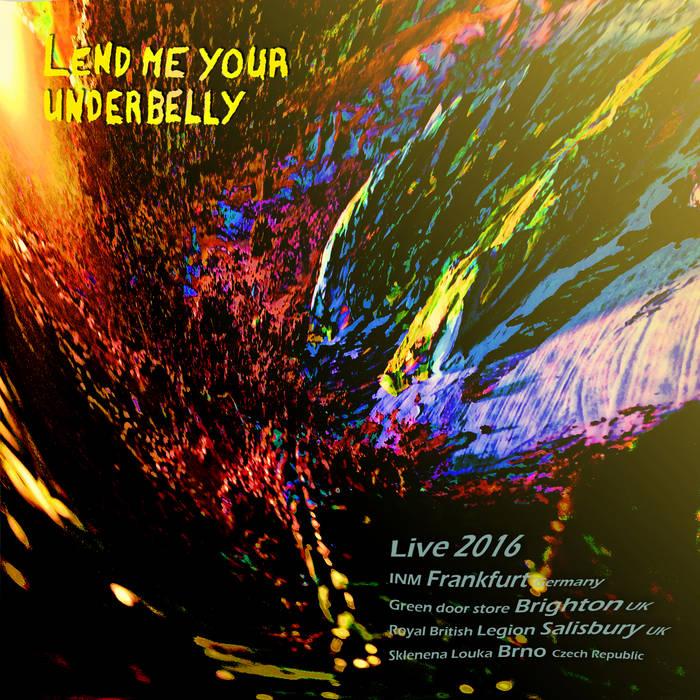 Live 2016: Frankfurt / Brighton / Salisbury / Brno cover art
