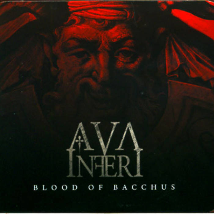 Blood Of Bacchus cover art