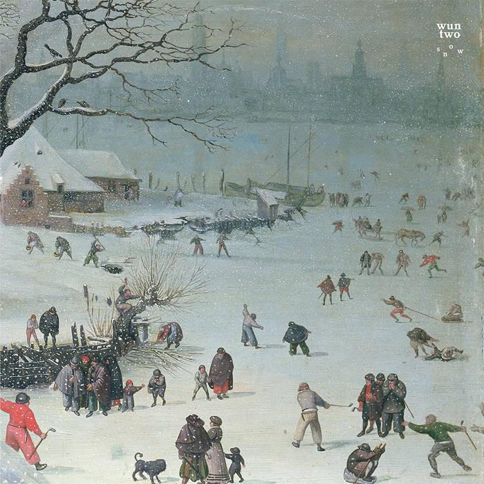 snow vol. 2 cover art