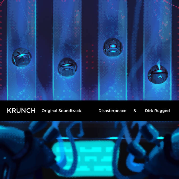 KRUNCH OST cover art