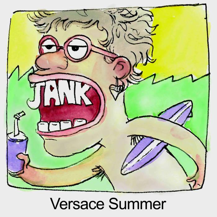 Versace Summer cover art