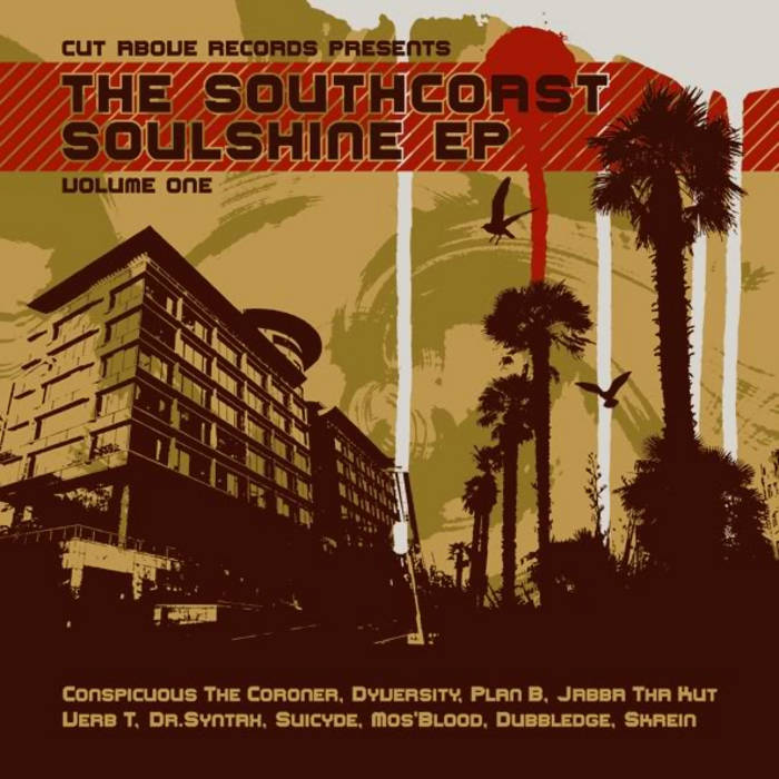 The Southcoast Soulshine Ep cover art