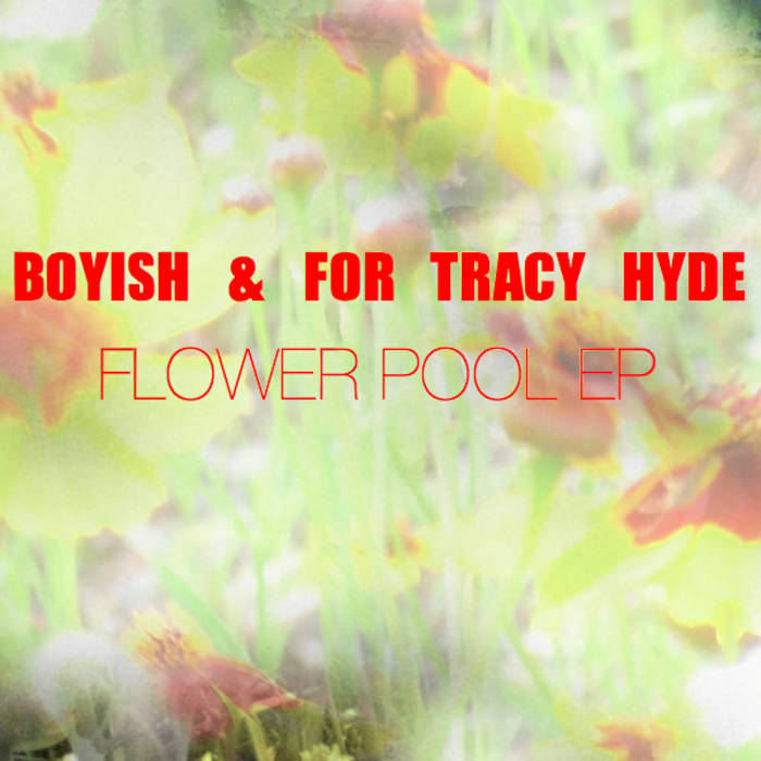 Flower Pool EP cover art