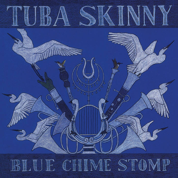 Blue Chime Stomp cover art