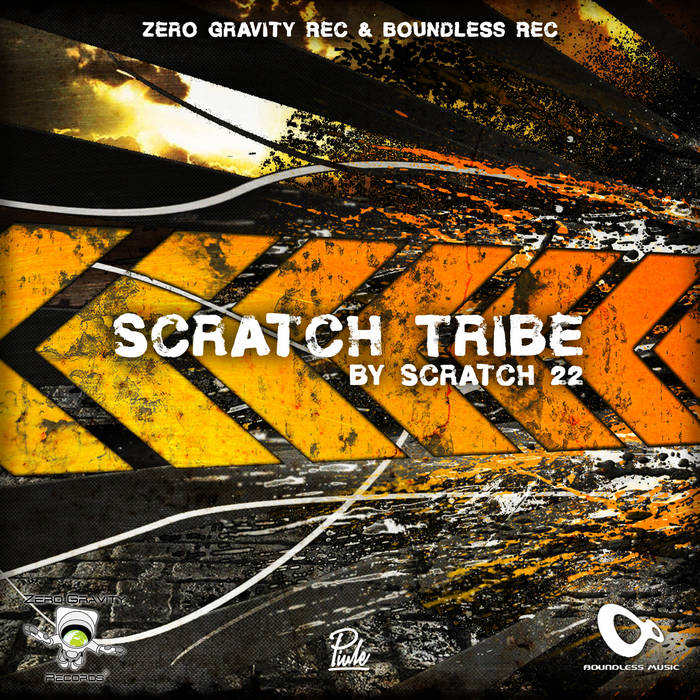 Scratch Tribe cover art