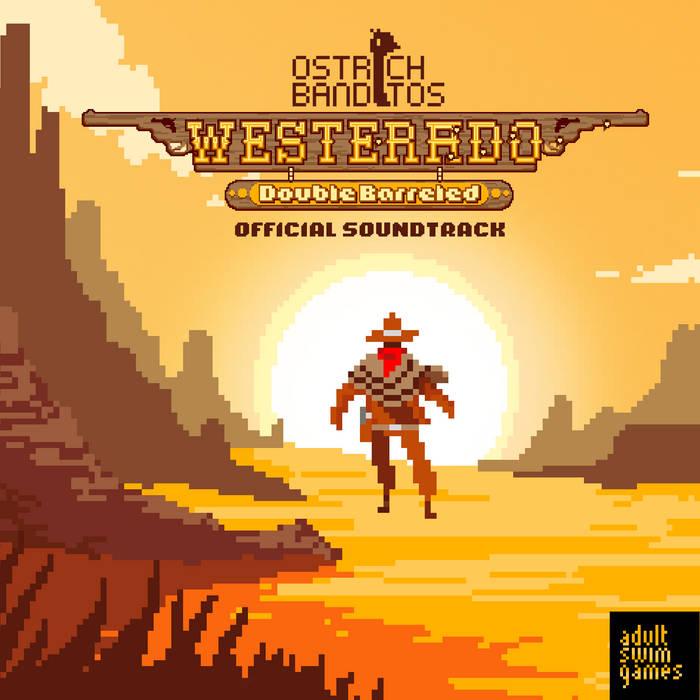 Westerado: Double Barreled OST cover art