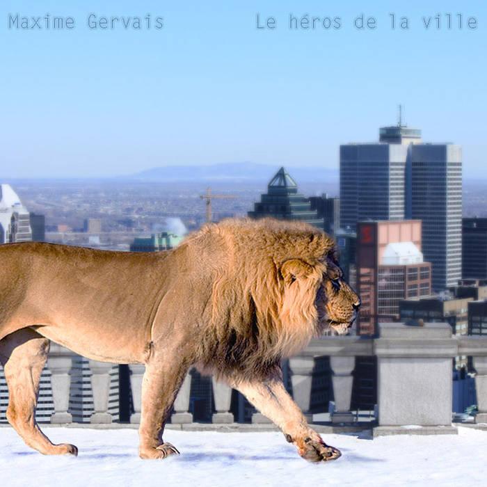 Le héros de la ville cover art