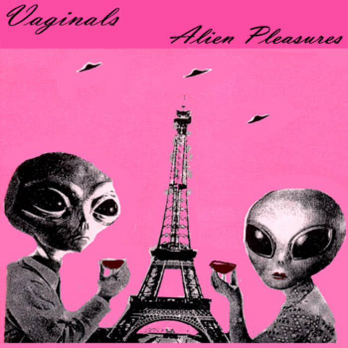 Alien Pleasures cover art