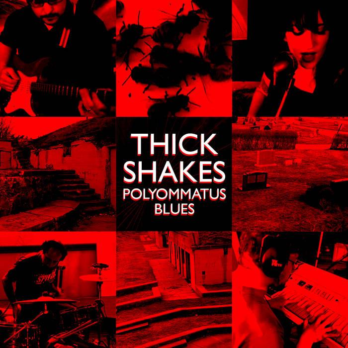 Polyommatus Blues cover art