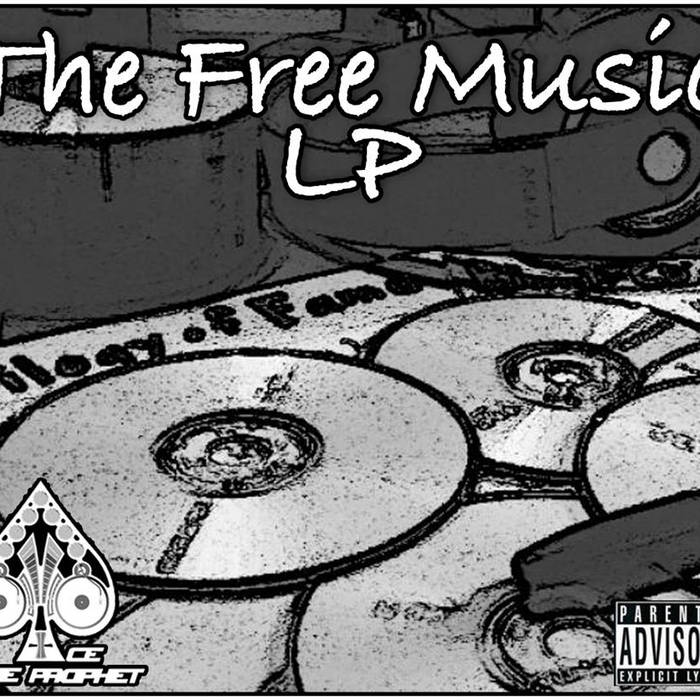 The Free Music LP cover art