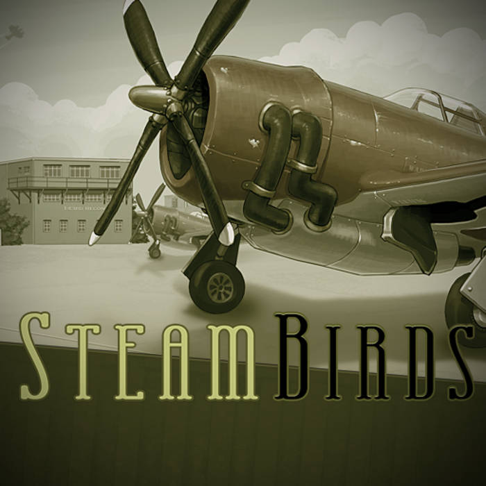 Steambirds (iOS) Soundtrack cover art