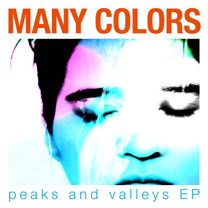 Peaks and Valleys - EP cover art