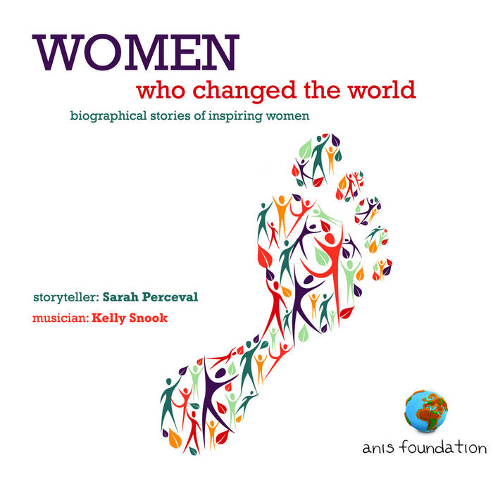 WOMEN who changed the world cover art