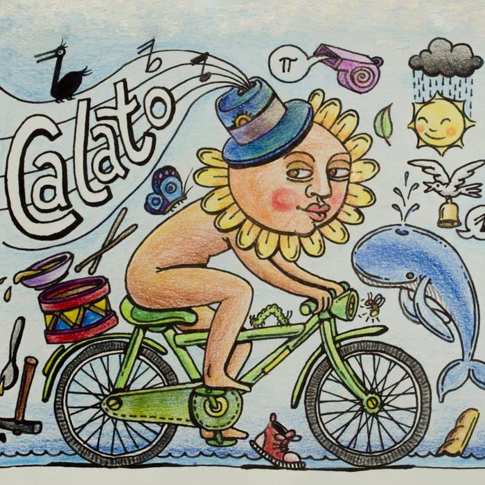 Calato cover art