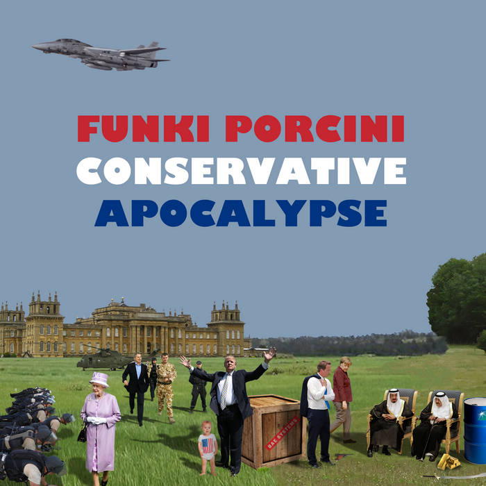 Conservative Apocalypse cover art