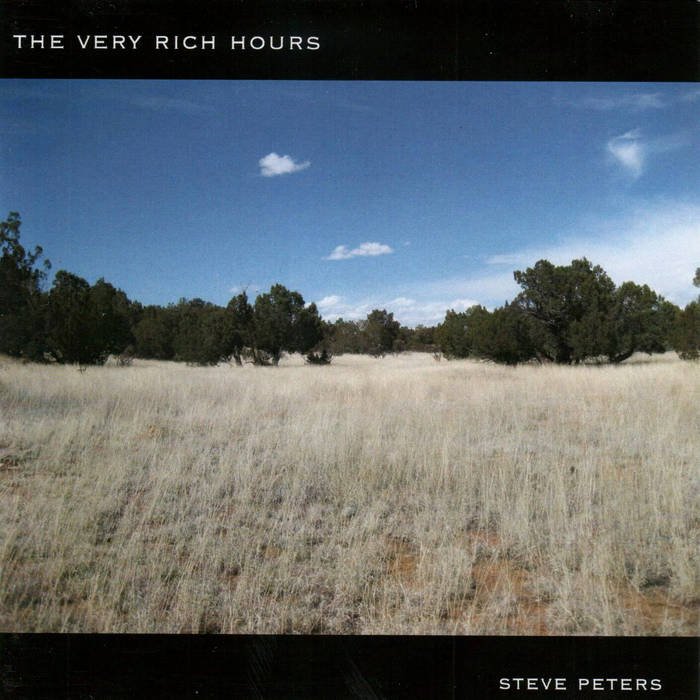 The Very Rich Hours (2009) cover art