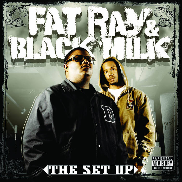 The Set Up cover art