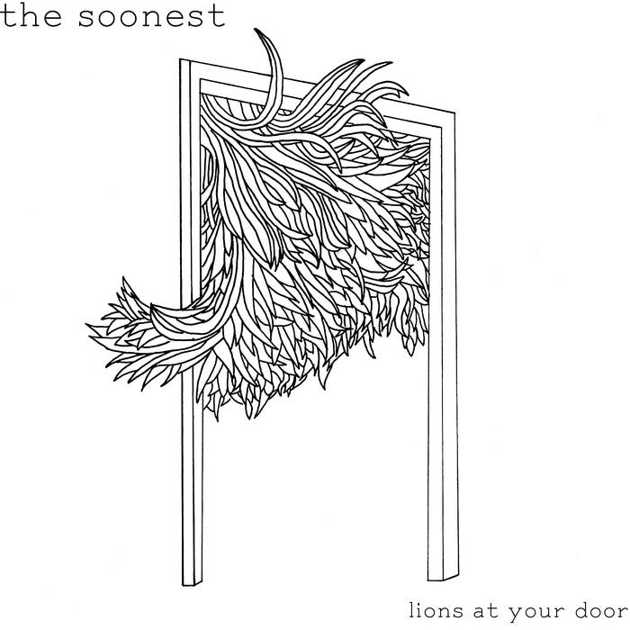 Lions At Your Door EP cover art